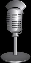 micro de radio